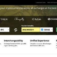 CoinSwitch(コインスイッチ)最高レートで316種の仮想通貨を変換する場所。