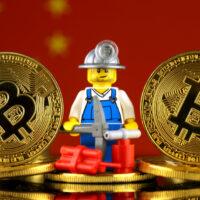 中国で仮想通貨マイニングマシンが【キロ売り】で処分!?